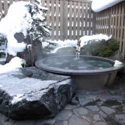 奥飛騨 冬