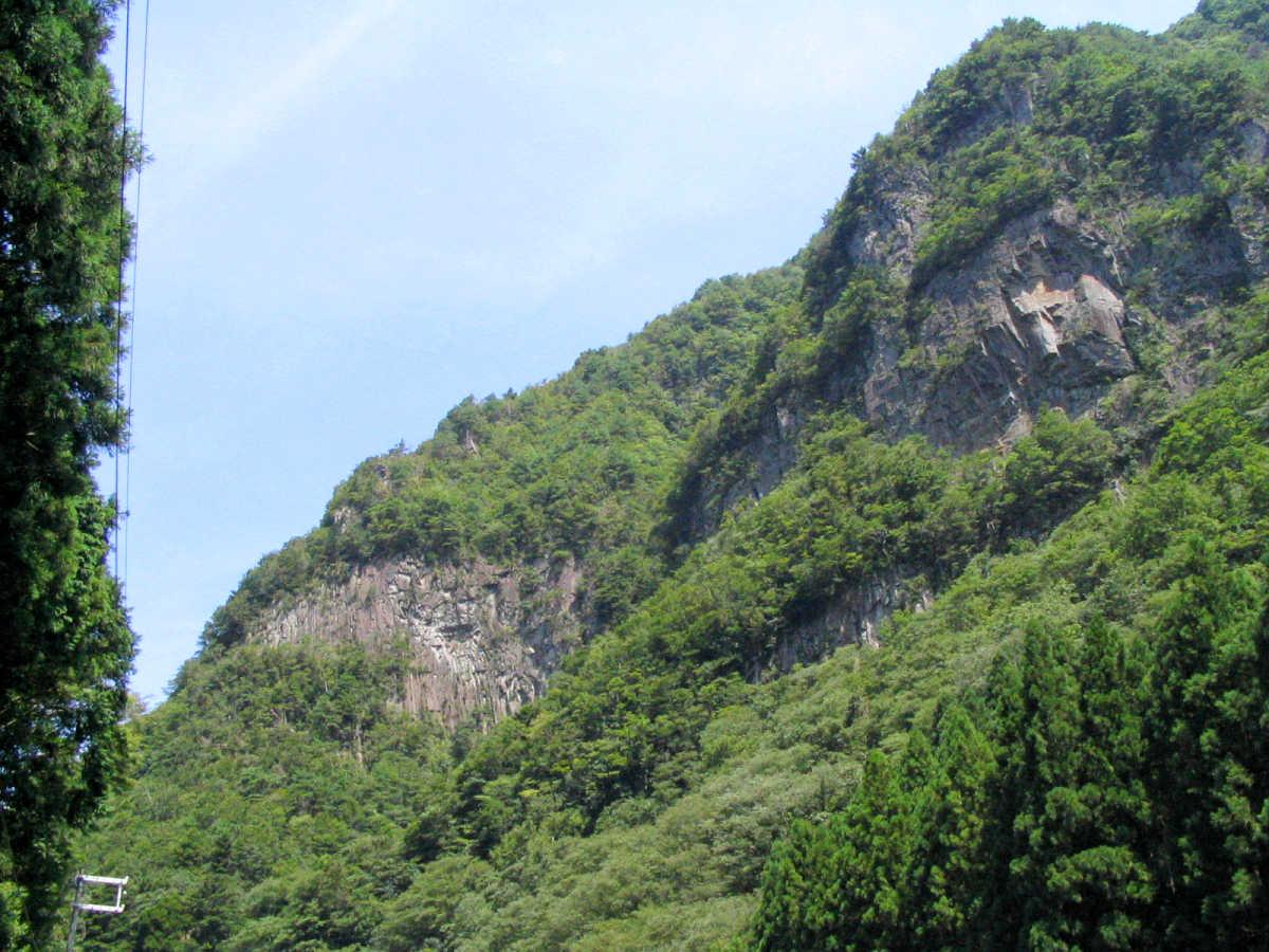 奈良 曽爾村、御杖村周辺
